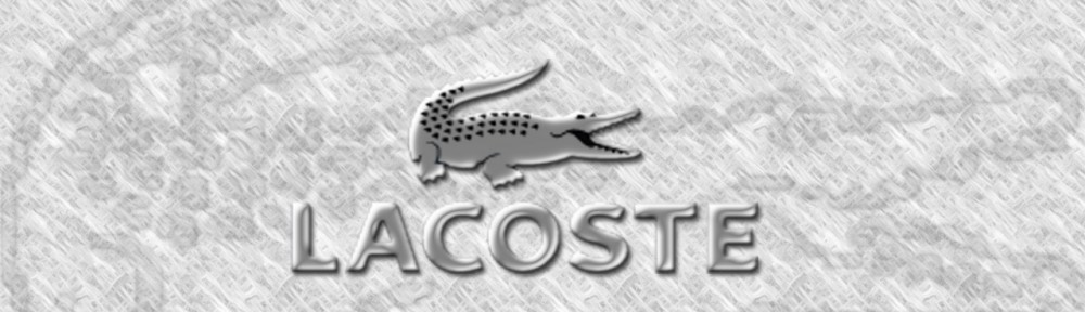 Lacosted: Fanatical About Lacoste Fashion