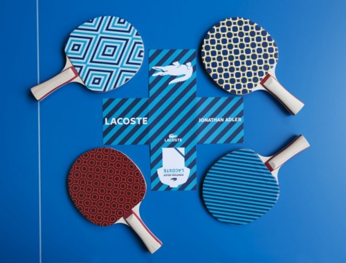 Jonathan Adler for Lacoste