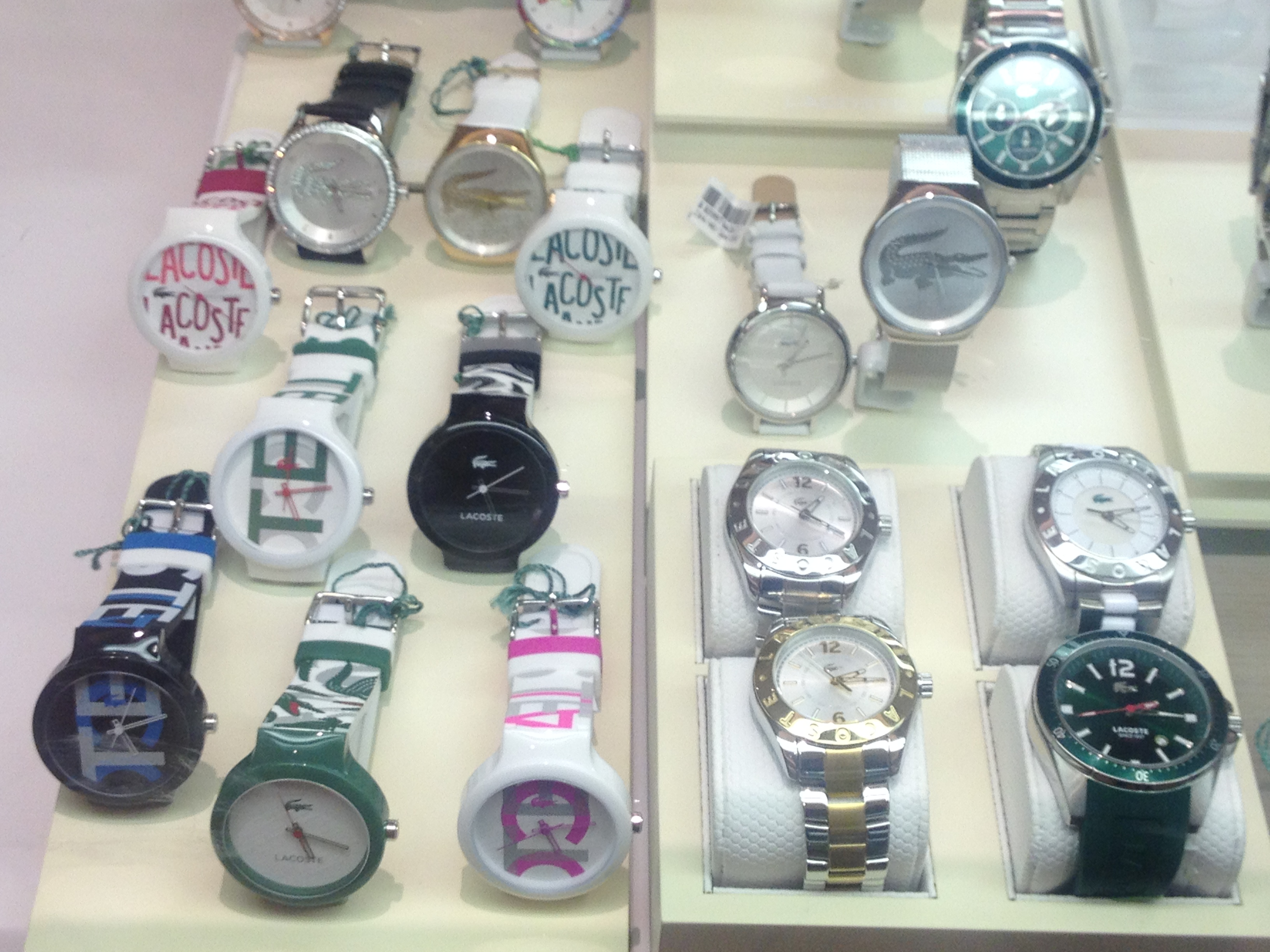 Lacost Watches