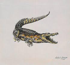 Lacoste Crocodile 1927