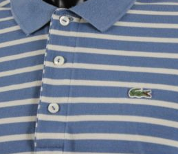 Polo with Three Buttons