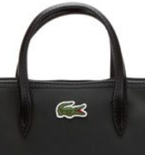 traditional Lacoste logo
