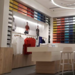 Lacoste Store in Buenos Aires