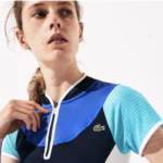Woman Breathable Polo