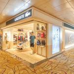 Changi Terminal 2 Lacoste Store