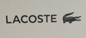 Lacoste Shoe Box - White