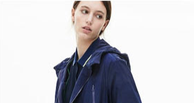 Lacoste Outerwear Sale